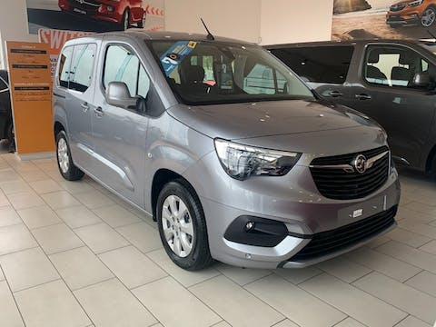 Vauxhall Combo Life 1.5 Turbo D Blueinjection Energy Mpv 5dr Diesel Manual (s/s) (100 Ps) | MT70UBA