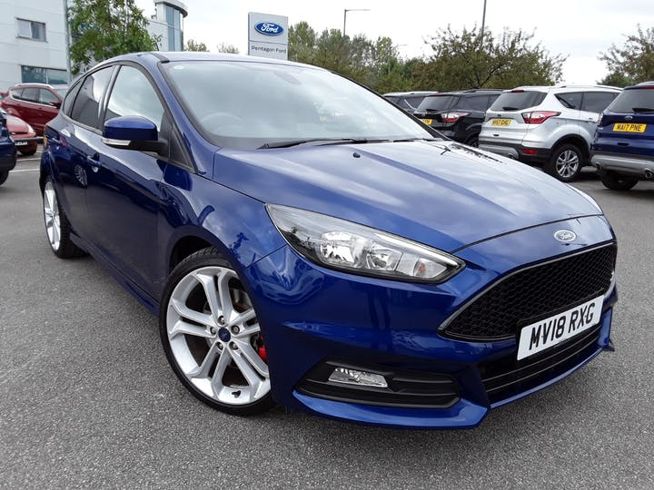 Ford Focus 2.0 TDCi 185PS ST-2 Navigation 5dr | MV18RXG | Photo 1
