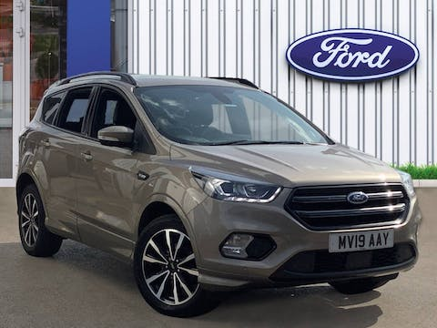 Ford Kuga 1.5 TDCi St Line SUV 5dr Diesel Manual (s/s) (120 Ps) | MV19AAY