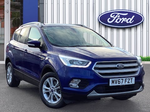 Ford Kuga 2.0 TDCi Titanium SUV 5dr Diesel Manual (s/s) (150 Ps) | MV67FZT