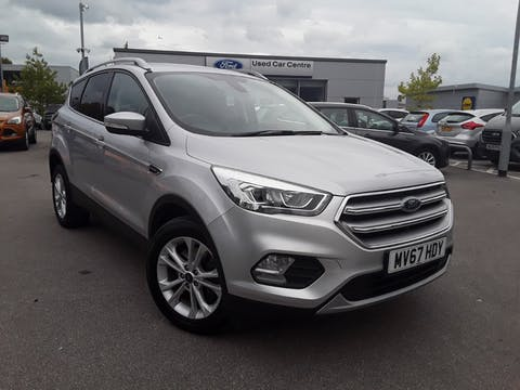 Ford Kuga 2.0 TDCi Titanium SUV 5dr Diesel Manual (s/s) (150 Ps) | MV67HDY