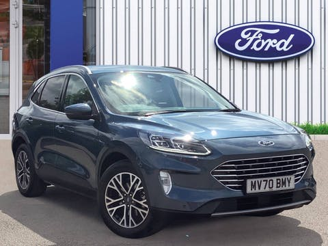 Ford Kuga 1.5 Ecoblue Titanium First Edition SUV 5dr Diesel Manual (s/s) (120 Ps) | MV70BMY