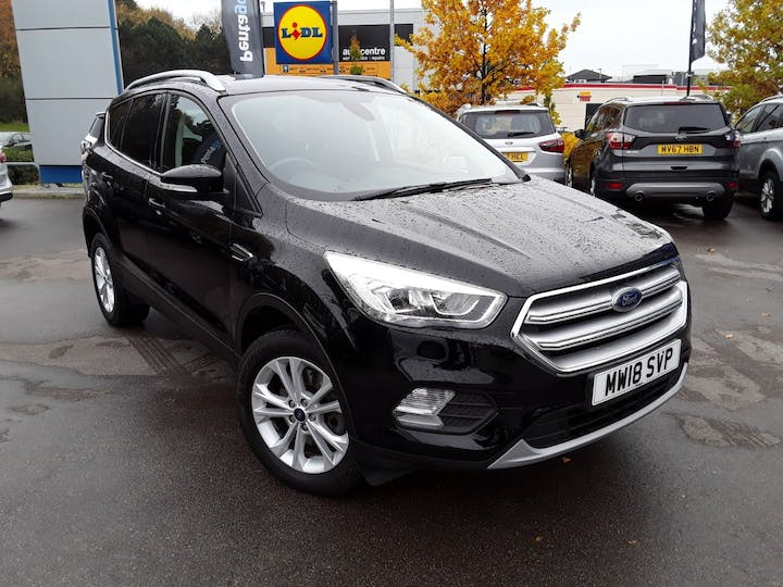 Ford Kuga 1.5 TDCi Titanium 5dr 2wd | MW18SVP | Photo 1