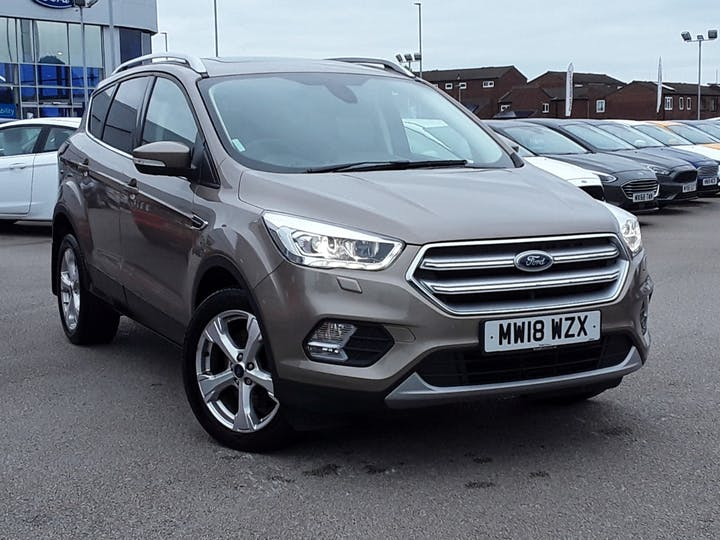 Ford Kuga 2.0 TDCi Titanium X SUV 5dr Diesel Manual (s/s) (150 Ps) | MW18WZX | Photo 1