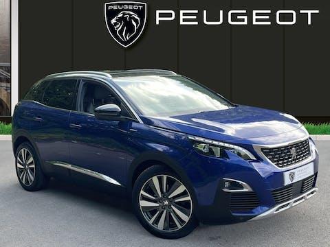 Peugeot 3008 1.5 Bluehdi GT Line Premium SUV 5dr Diesel (s/s) (130 Ps) | MW19GGX