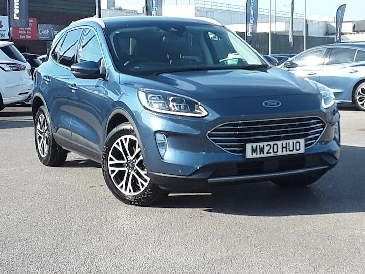 Ford Kuga 2.0 Ecoblue Mhev Titanium First Edition SUV 5dr Diesel Manual (s/s) (150 Ps) | MW20HUO | Photo 1