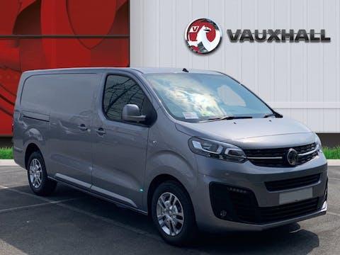 Vauxhall Vivaro 1.5 Turbo D 2900 Sportive Panel Van 5dr Diesel Manual L2 H1 Eu6 (s/s) (100 Ps) | MW20UBK