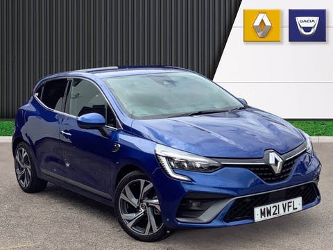 Renault Clio 1.0 Tce RS Line Hatchback 5dr Petrol Manual (s/s) (90 Ps) | MW21VFL