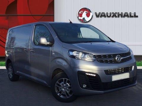 Vauxhall Vivaro 1.5 Turbo D 2700 Sportive Panel Van 5dr Diesel Manual L1 H1 Eu6 (s/s) (120 Ps) | MW21VVO