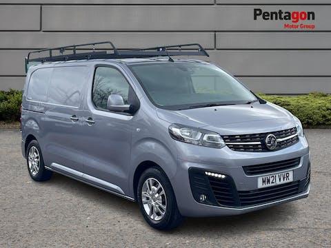 Vauxhall Vivaro 1.5 Turbo D 2700 Sportive Panel Van 5dr Diesel Manual L1 H1 Eu6 (s/s) (120 Ps) | MW21VVR