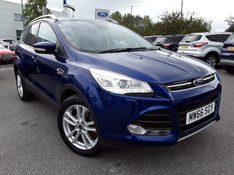 Ford Kuga 2.0 TDCi 150PS Titanium X 5dr 2wd Estate | MW66SGY
