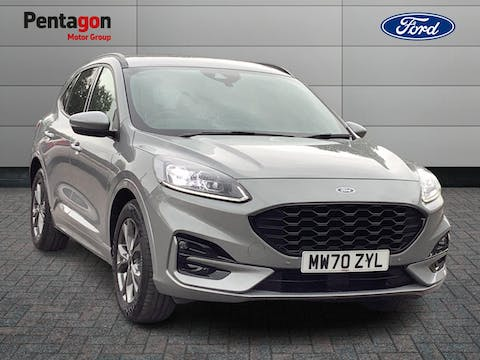 Ford Kuga 1.5 Ecoblue St Line Edition SUV 5dr Diesel Manual (s/s) (120 Ps) | MW70ZYL