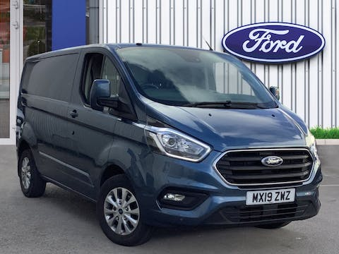 Ford Transit Custom 2.0 280 Ecoblue Limited Panel Van 5dr Diesel Manual L1 H1 Eu6 (130 Ps) | MX19ZWZ
