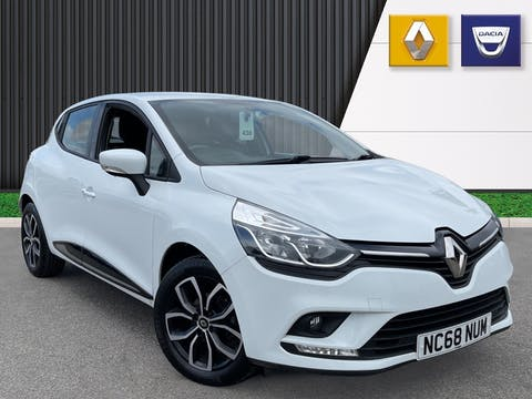 Renault Clio 0.9 Tce Play Hatchback 5dr Petrol (s/s) (75 Ps) | NC68NUM