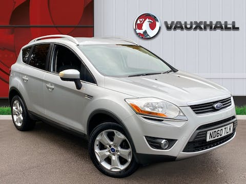 Ford Kuga 2.0 TDCi 140PS Zetec 5dr 2wd | ND60TLK