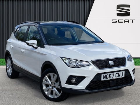 SEAT Arona 1.6 TDi SE Technology SUV 5dr Diesel Manual (s/s) (95 Ps) | NG67CNJ