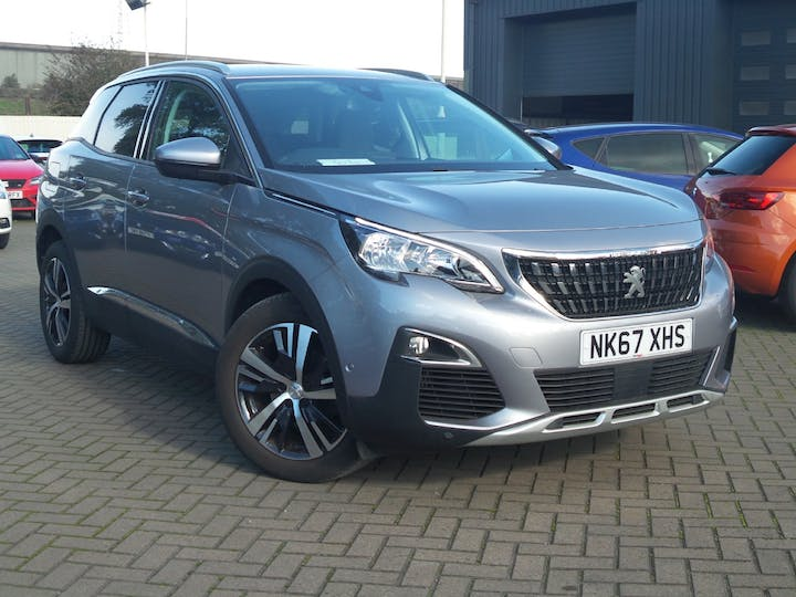 Peugeot 3008 1.6 Bluehdi 120PS Allure 5dr | NK67XHS | Photo 1