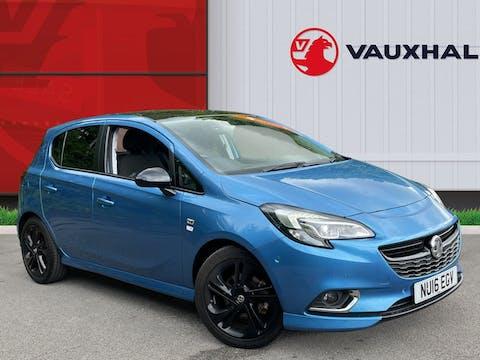 Vauxhall Corsa 1.4i Turbo Ecoflex Limited Edition Hatchback 5dr Petrol (s/s) (100 Ps)   NU16EGV