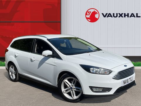 Ford Focus 1.5 TDCi Zetec Estate 5dr Diesel (s/s) (120 Ps) | NV16TGJ