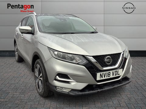 Nissan Qashqai 1.5 DCi N Connecta SUV 5dr Diesel Manual (s/s) (110 Ps) | NV18VDL