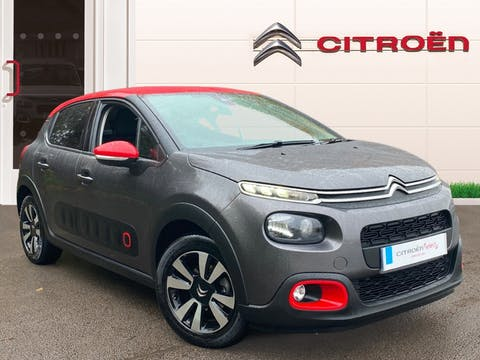 Citroen C3 1.2 Puretech 82PS Flair 5dr | OU68XCO