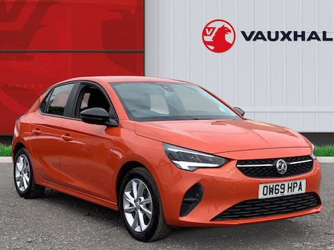 Vauxhall Corsa 1.2 SE Hatchback 5dr Petrol Manual (75 Ps) | OW69HPA
