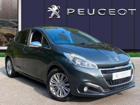 Peugeot 208 1.2 Puretech Allure Hatchback 5dr Petrol (82 Ps)   OY67ZCJ