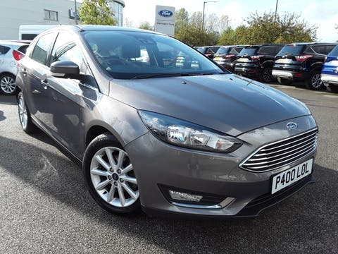 Ford Focus 1.0 Ecoboost 125PS Titanium 5dr | P400LOL