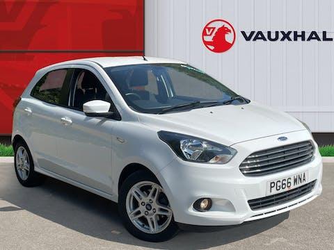 Ford KA+ 1.2 Ti Vct Zetec Hatchback 5dr Petrol (85 Ps) | PG66WNA