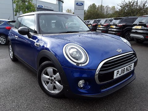 MINI Hatch 1.5 Cooper Hatchback 3dr Petrol Manual (s/s) (136 Ps) | PJ18NZE