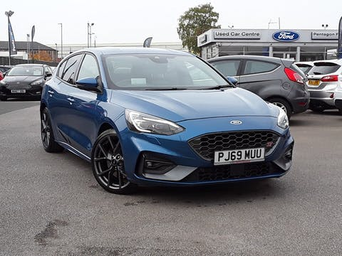 Ford Focus 2.3t Ecoboost St Hatchback 5dr Petrol Manual (s/s) (280 Ps) | PJ69MUU