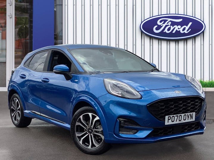 Ford Puma 1.0t Ecoboost St Line SUV 5dr Petrol Manual (s/s) (125 Ps) | PO70OYN | Photo 1