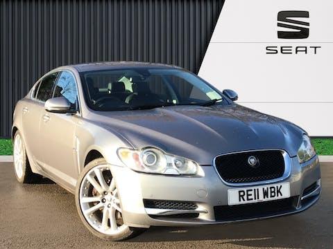 Jaguar XF 3.0d V6 S Premium Luxury 4dr Auto   RE11WBK