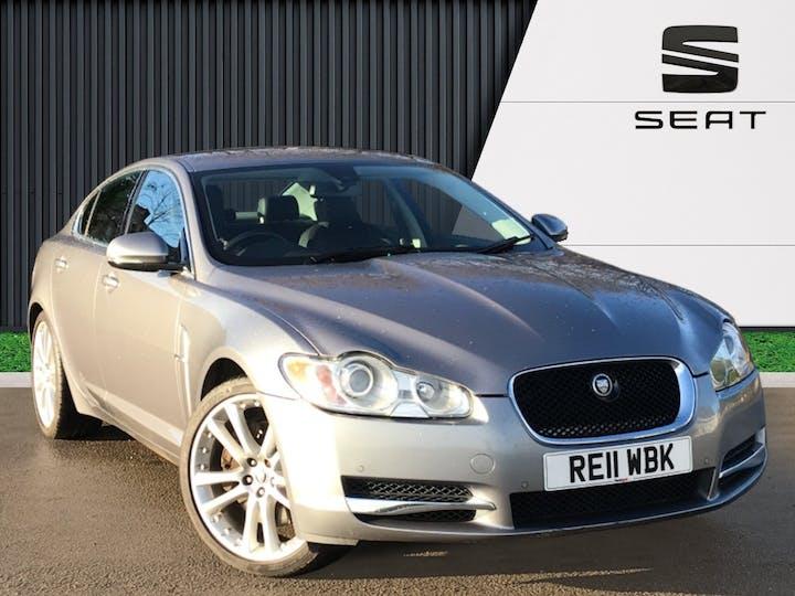 Jaguar XF 3.0 TD V6 S Premium Luxury Saloon 4dr Diesel Automatic (169 G/km, 271 Bhp) | RE11WBK | Photo 1