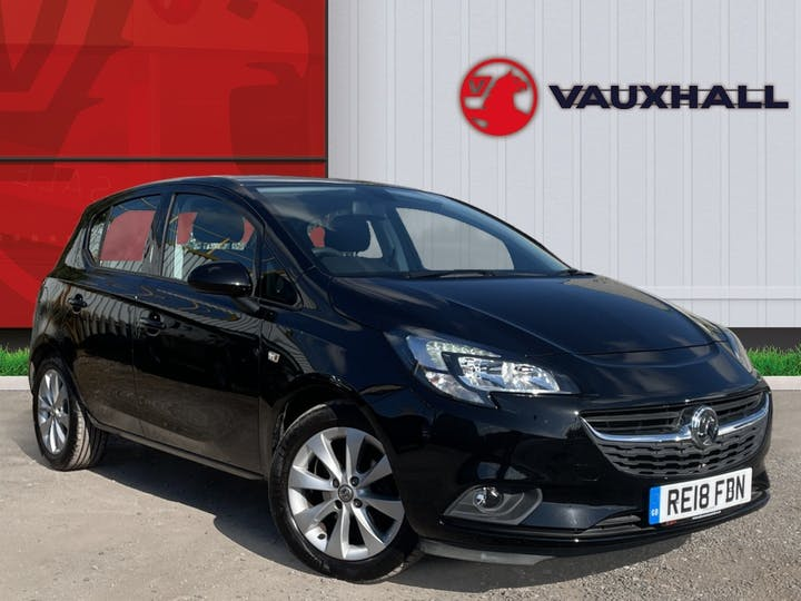 Vauxhall Corsa 1.4i Ecotec Energy Hatchback 5dr Petrol (a/c) (90 Ps) | RE18FBN | Photo 1