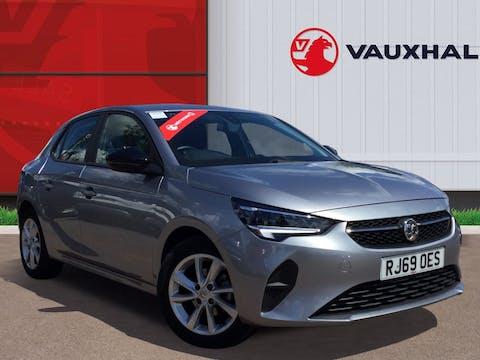 Vauxhall Corsa 1.2 SE Hatchback 5dr Petrol Manual (75 Ps) | RJ69OES