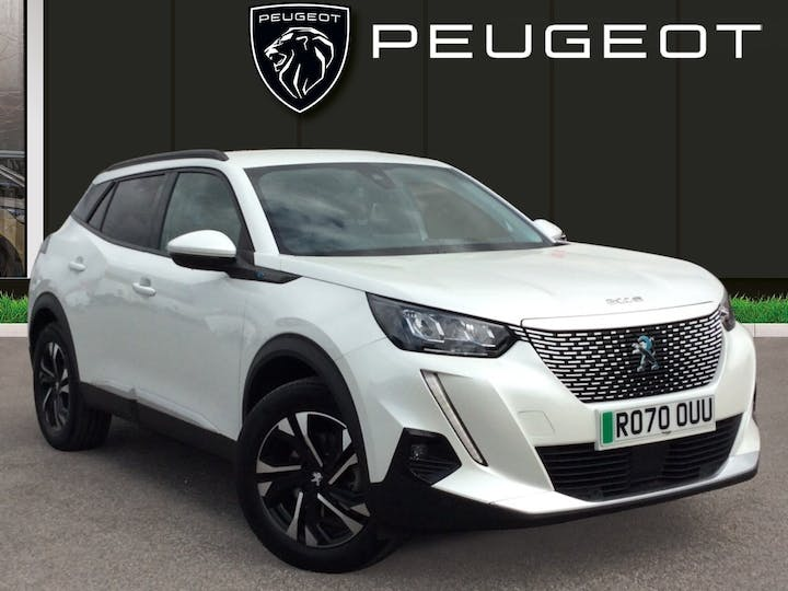 Peugeot 2008 50kwh Allure SUV 5dr Electric Auto (136 Ps) | RO70OUU | Photo 1