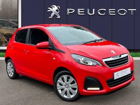 Peugeot 108 1.0 VTi Active Hatchback 5dr Petrol (68 Ps) | RX16FHP