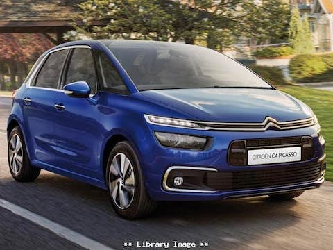 Citroen C4 Picasso 1.6 E-hdi 115PS Exclusive Plus 5dr Etg6 Auto | SA15NNU