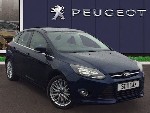 Ford Focus 1.6 Zetec  5dr | SD11EAX
