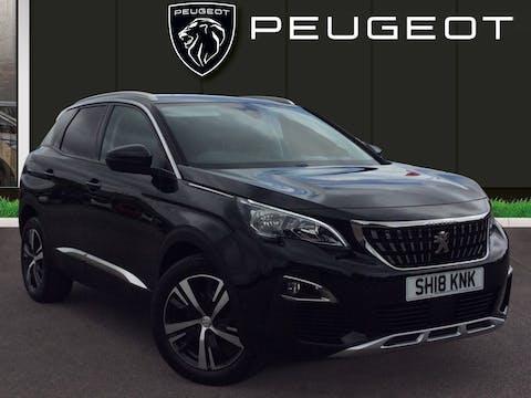 Peugeot 3008 1.2 Puretech Allure SUV 5dr Petrol (s/s) (130 Ps) | SH18KNK