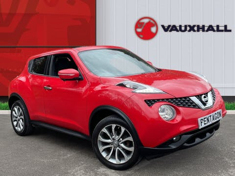 Nissan Juke 1.2 Dig T Tekna SUV 5dr Petrol (s/s) Eu5 (115 Ps) | SM64GHF