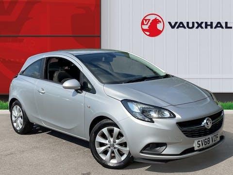 Vauxhall Corsa 1.4i Ecotec Energy Hatchback 3dr Petrol (90 Ps) | SV68VZF