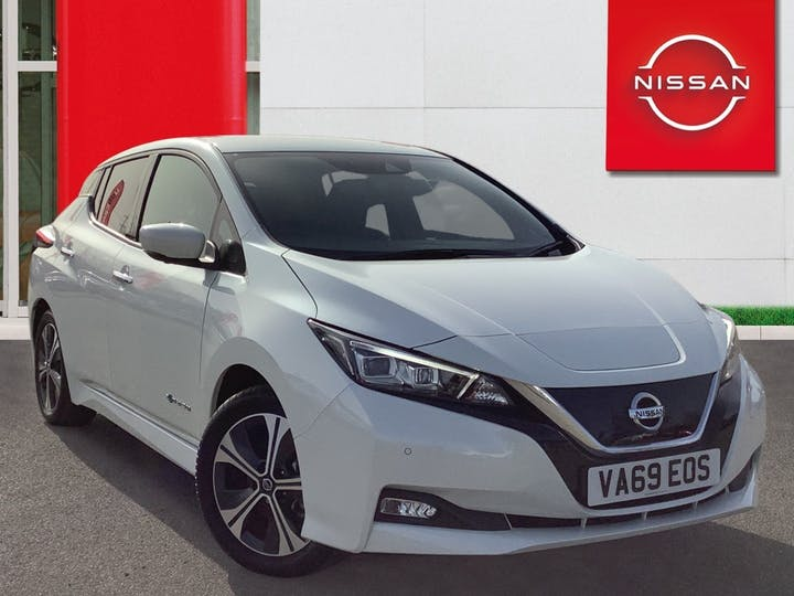 Nissan Leaf 40kwh Tekna Hatchback 5dr Electric Auto (150 Ps) | VA69EOS | Photo 1
