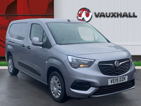 Vauxhall Combo 1.6 Turbo D 2300 Sportive Panel Van 4dr Diesel Manual L2 H1 Eu6 (s/s) (100PS) | VE19DZK