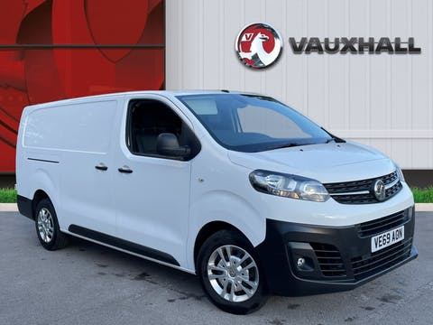 Vauxhall Vivaro 1.5 Turbo D 2900 Dynamic Panel Van 6dr Diesel Manual L2 H1 Eu6 (s/s) (100 Ps) | VE69AON