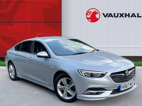 Vauxhall Insignia 1.6 Turbo D Ecotec Blueinjection SRi Vx Line Nav Grand Sport 5dr Diesel Manual (s/s) (136 Ps) | VO67WGY