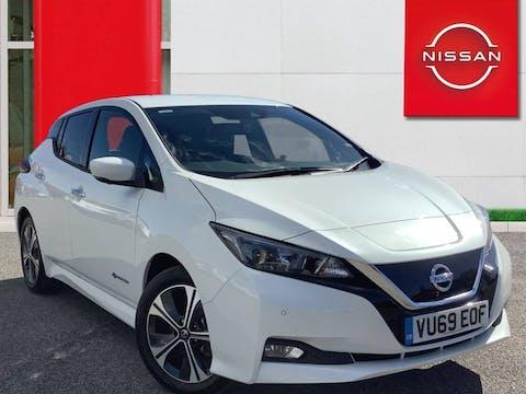 Nissan Leaf 40kwh N Connecta Hatchback 5dr Electric Auto (150 Ps) | VU69EOF