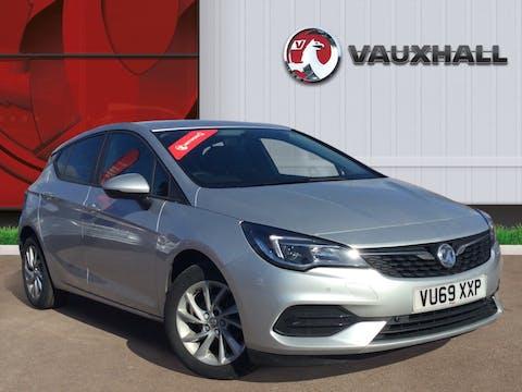 Vauxhall Astra 1.2 Turbo Business Edition Nav Hatchback 5dr Petrol Manual (s/s) (110 Ps) | VU69XXP