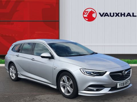 Vauxhall Insignia 1.6 Turbo D Ecotec Elite Nav Sports Tourer 5dr Diesel (s/s) (136 Ps) | VX18RFO